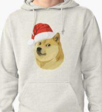 Christmas Doge Pullover Hoodie