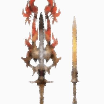 Flame Fossil by KreissCore
