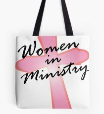 Women in Ministry Tote Bag