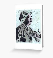 Samuel Clemens Greeting Card
