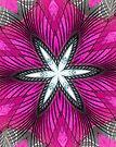 Pink Geometric  by Tori Snow