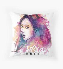 SNSD - Jessica Throw Pillow