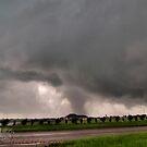 Monster EF5 Moore, Oklahoma Tornado by Jeremy  Jones