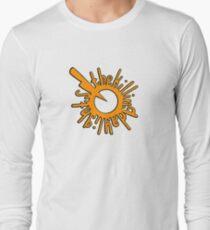 TKD rounded logo Long Sleeve T-Shirt