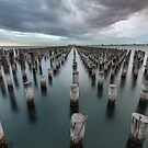 Princes Pier by David Haworth