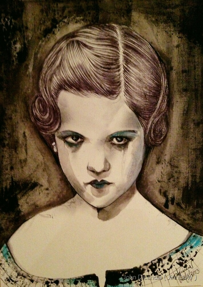 Fridays Child  by John Dicandia ( JinnDoW )