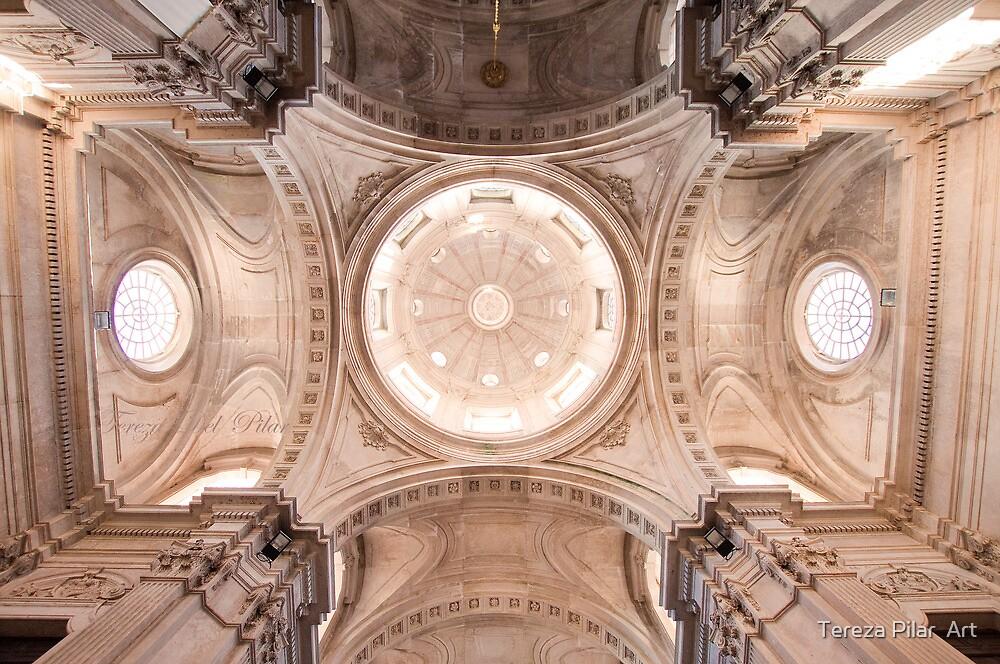 Igreja da Memória.  by terezadelpilar ~ art & architecture