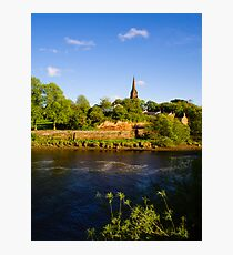 St Mary's Outside the Walls Chester Photographic Print