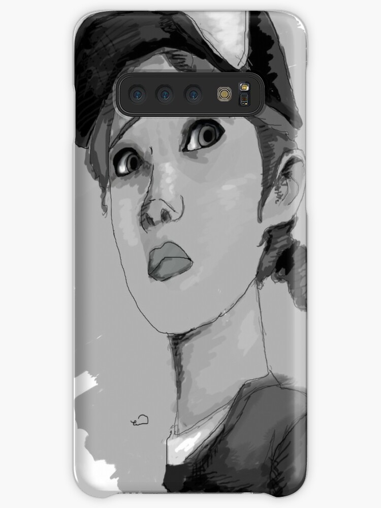 The Walking Dead Season 2 Clementine Caseskin For Samsung Galaxy By Averageon