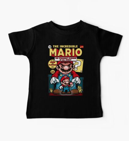 Incredible Mario Kids Clothes