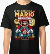 Incredible Mario Classic T-Shirt
