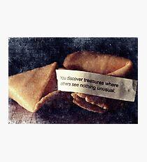 Confucius Say.... Photographic Print