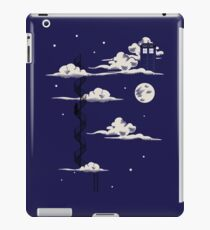 He lives on a cloud in the sky iPad Case/Skin