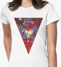 Bloodbath Women's Fitted T-Shirt
