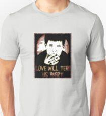 Ian Curtis Joy Division Smokin' Unisex T-Shirt