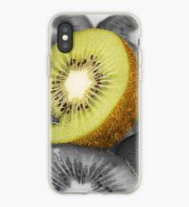 Neuseeländische Kiwi-Frucht iPhone-Hülle & Cover