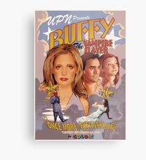 Buffy: Once More, With Feeling Metal Print
