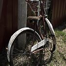Betty Ann's bike by Kevin Krueger