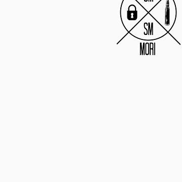 Sherlock Logo Tee - Mormor Edition  by MCXI