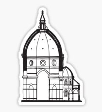 Duomo Cathedral Florence Sticker