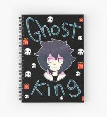 Ghost King Notizbuch! Spiralblock