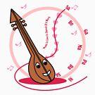 Music is love by Arvind  Rau