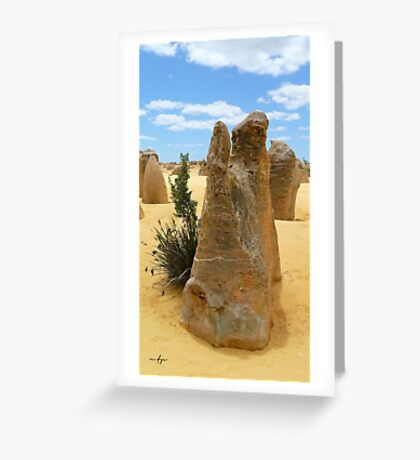Pinnacle Greeting Card