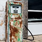 Yesterday, on Route 66, Odell, Il by swtrekker