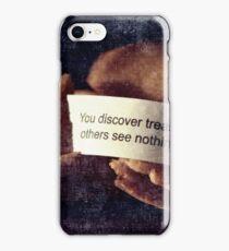 Confucius Say.... iPhone Case/Skin