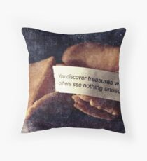 Confucius Say.... Throw Pillow