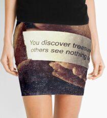 Confucius Say.... Mini Skirt