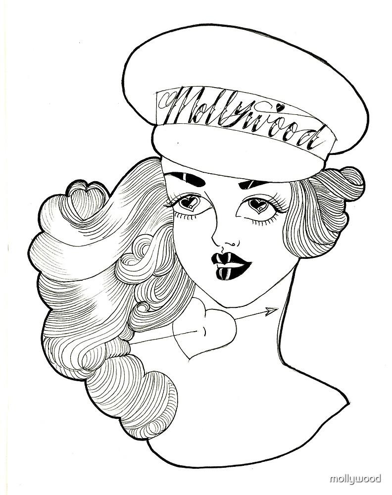 Ahoy Sailor! by mollywood