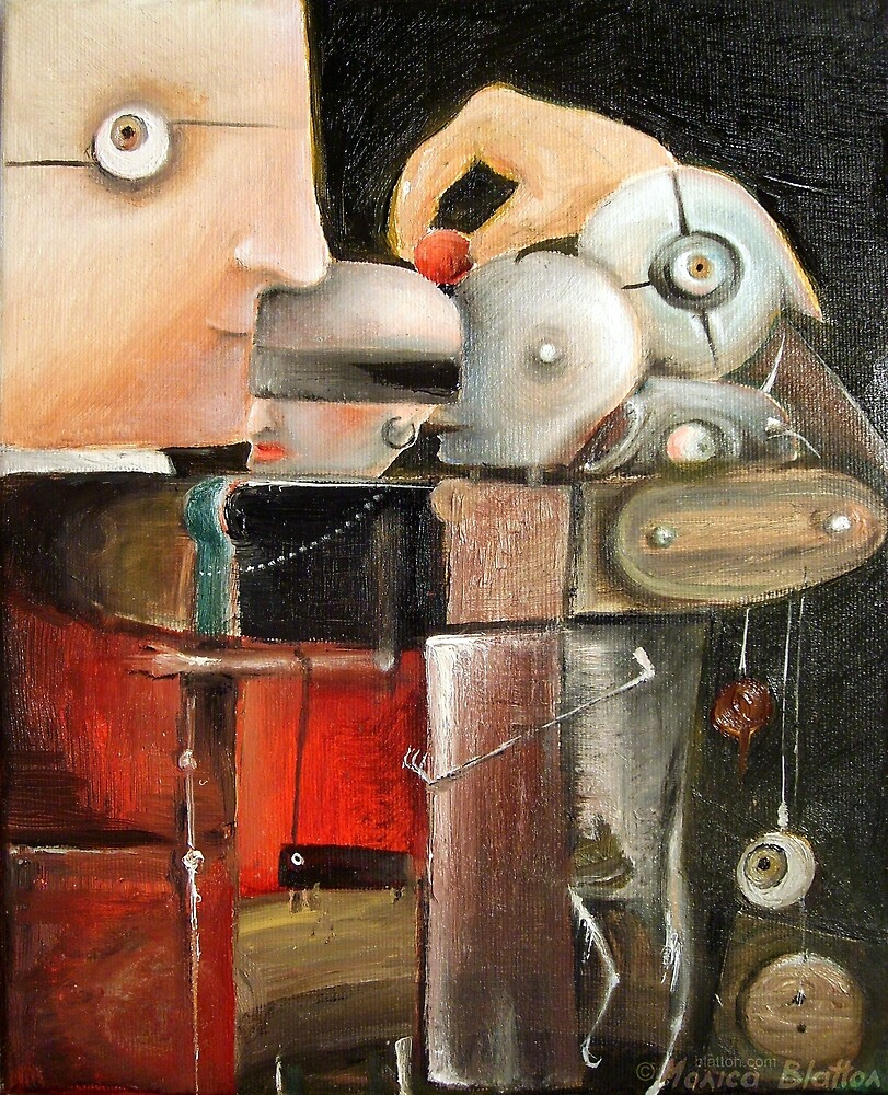 Collector by Monica Blatton
