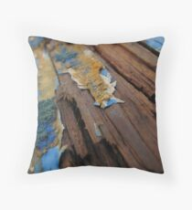 Out of Myself Throw Pillow