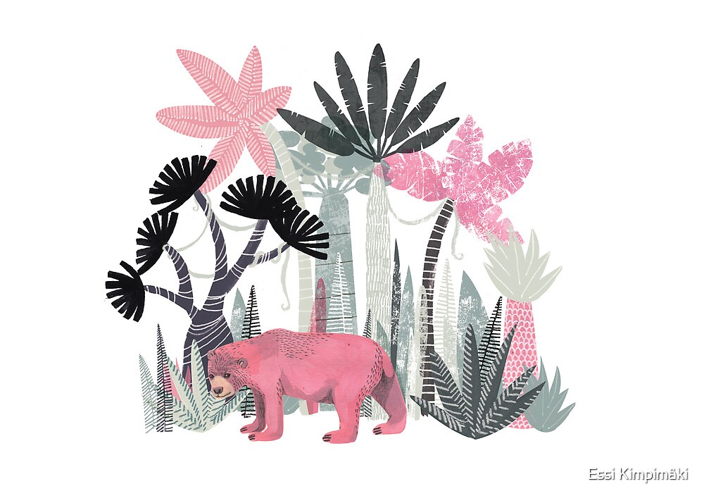 Mini Jungle by Essi Kimpimaki