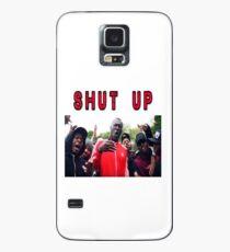 Stormzy Shut Up Grime Hülle & Klebefolie für Samsung Galaxy