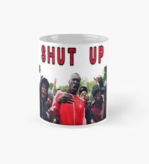 Stormzy Shut Up Grime Mug