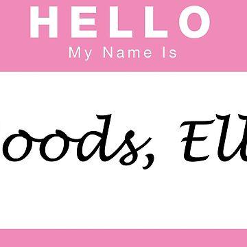 Woods, Elle by elderblues