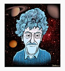 Vonnegut Photographic Print