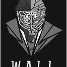 Wall by Patrick Sluiter