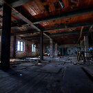 Red Mill - Interior #2 by SunDwn