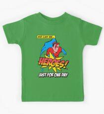 Heroes Kids Tee