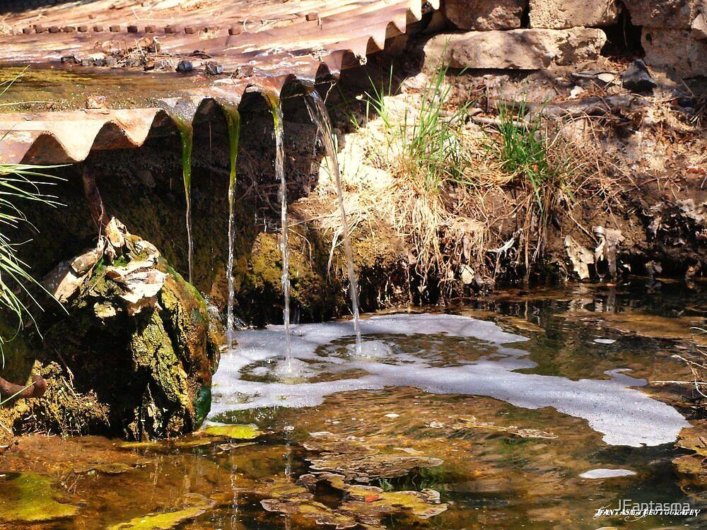 Mossy Falls Pueblo Colorado by JFantasma