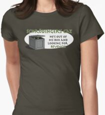 Revenge of Shrodinger's Cat Women's Fitted T-Shirt