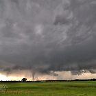 Rt. 66 Tornado!  by Jeremy  Jones