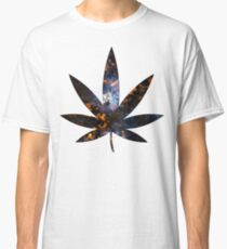 Cosmic Weed Classic T-Shirt