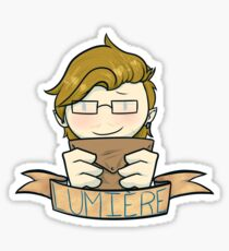 Lumiere Sticker