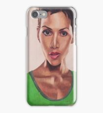 Halle berry iPhone Case/Skin
