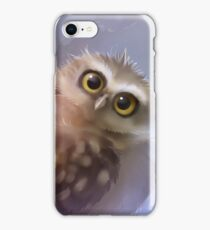 Burrowing Owl iPhone Case/Skin