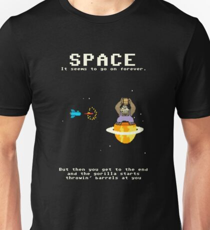 Intro at its best Unisex T-Shirt